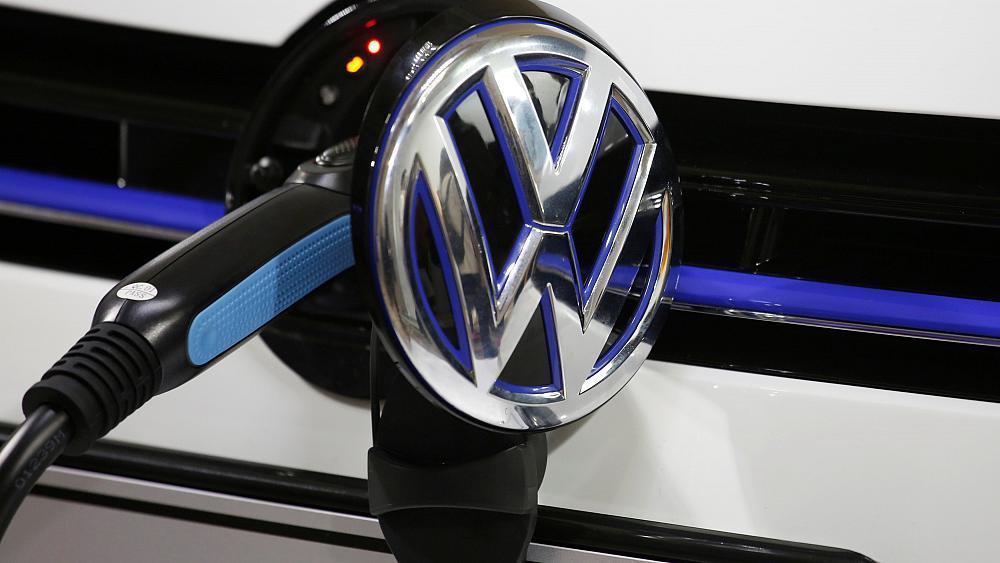 Gran apuesta del Grupo Volkswagen por los motores eléctricos en China