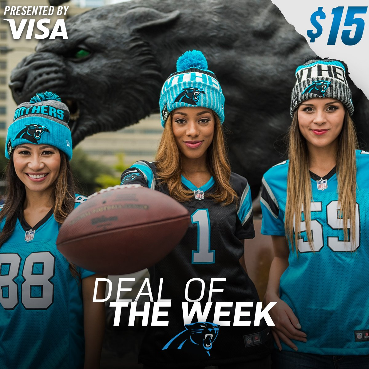 �� Deal of the Week! ��   https://t.co/dENXaoA9nR  However you pay, choose @Visa https://t.co/3s3GpjmPvA