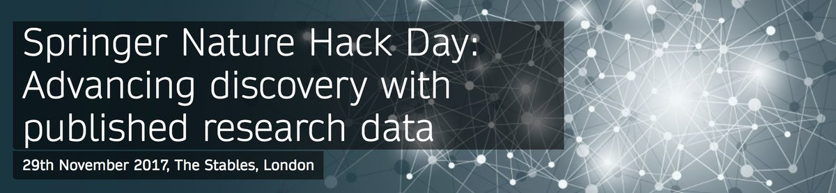 test Twitter Media - .@SpringerNature #HackDay! https://t.co/5h1VINaUel https://t.co/WjiHRDy0tT