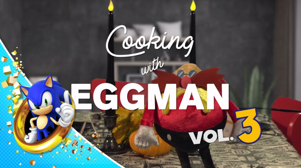 Cooking with Eggman is back! Now with 100% more Knuckles. https://t.co/ejaBsXiq9y