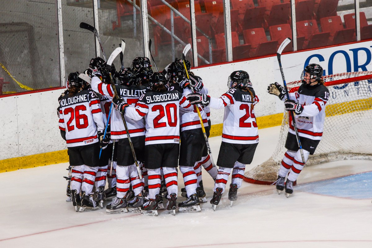 test Twitter Media - 23 players named to Team Canada for the 2018 IIHF U18 Women's World Championship in Dmitrov, Russia (Jan. 6-13). #U18WWC https://t.co/WMIZsrpEkd https://t.co/g4c5zZCAcq