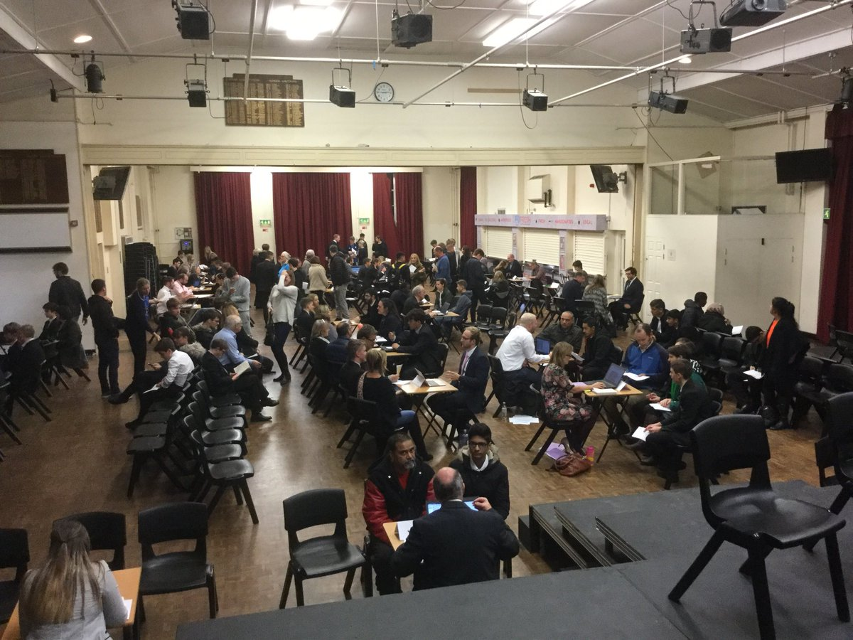 test Twitter Media - Our year 11 parents evening is well underway tonight, teachers giving crucial advice before the important mock exams which are soon. https://t.co/IZly3fnknS