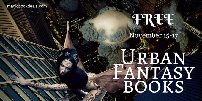 UrbanFantasy Freebies, Nov 15-17. Grab them before they're gone!
