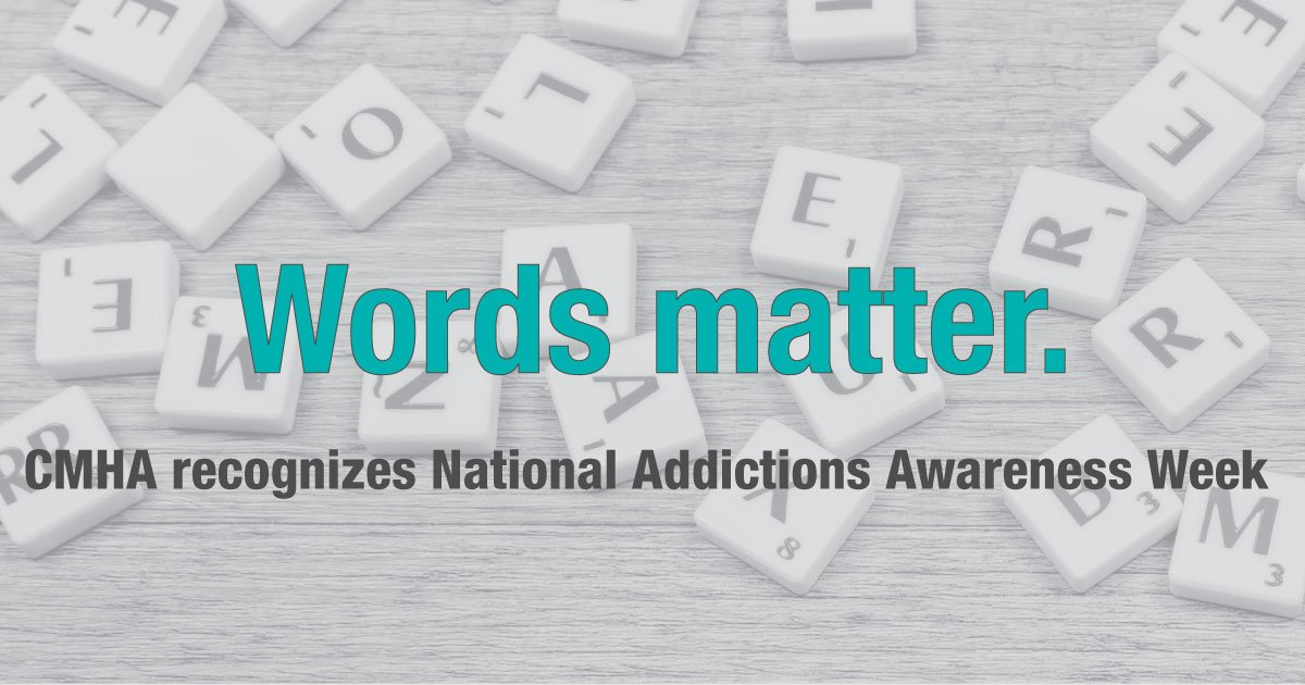 test Twitter Media - Half of those who are seeking help for an addiction also have a mental illness. Leanr more: https://t.co/KSAZ8oWbBv #NAAWCanada https://t.co/pgWpYoOUNM