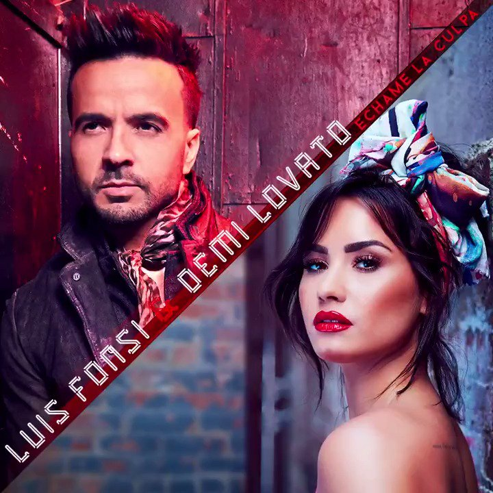 #EchameLaCulpa ✨ OUT NOW  @LuisFonsi​ https://t.co/MyrS1jE4C1 https://t.co/g0r4hc70vQ