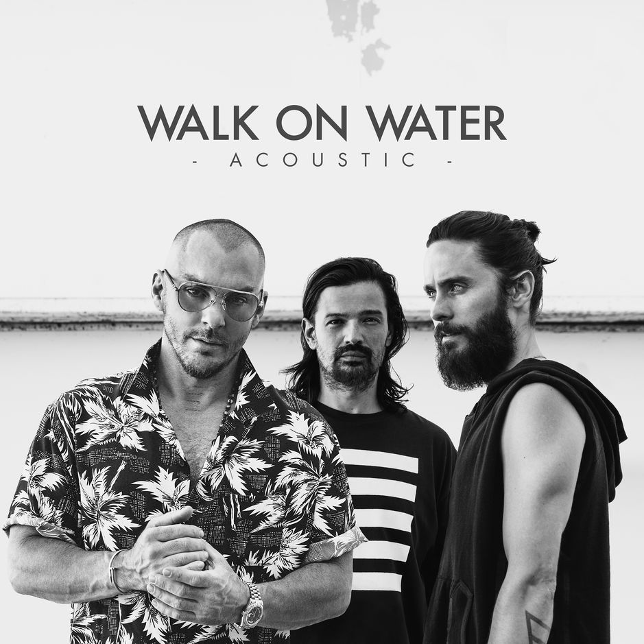 RT @30SECONDSTOMARS: WALK ON WATER / THE ACOUSTIC  Available now: https://t.co/elgSHKM4BR  #WalkOnWater https://t.co/EFO8AgAFFA