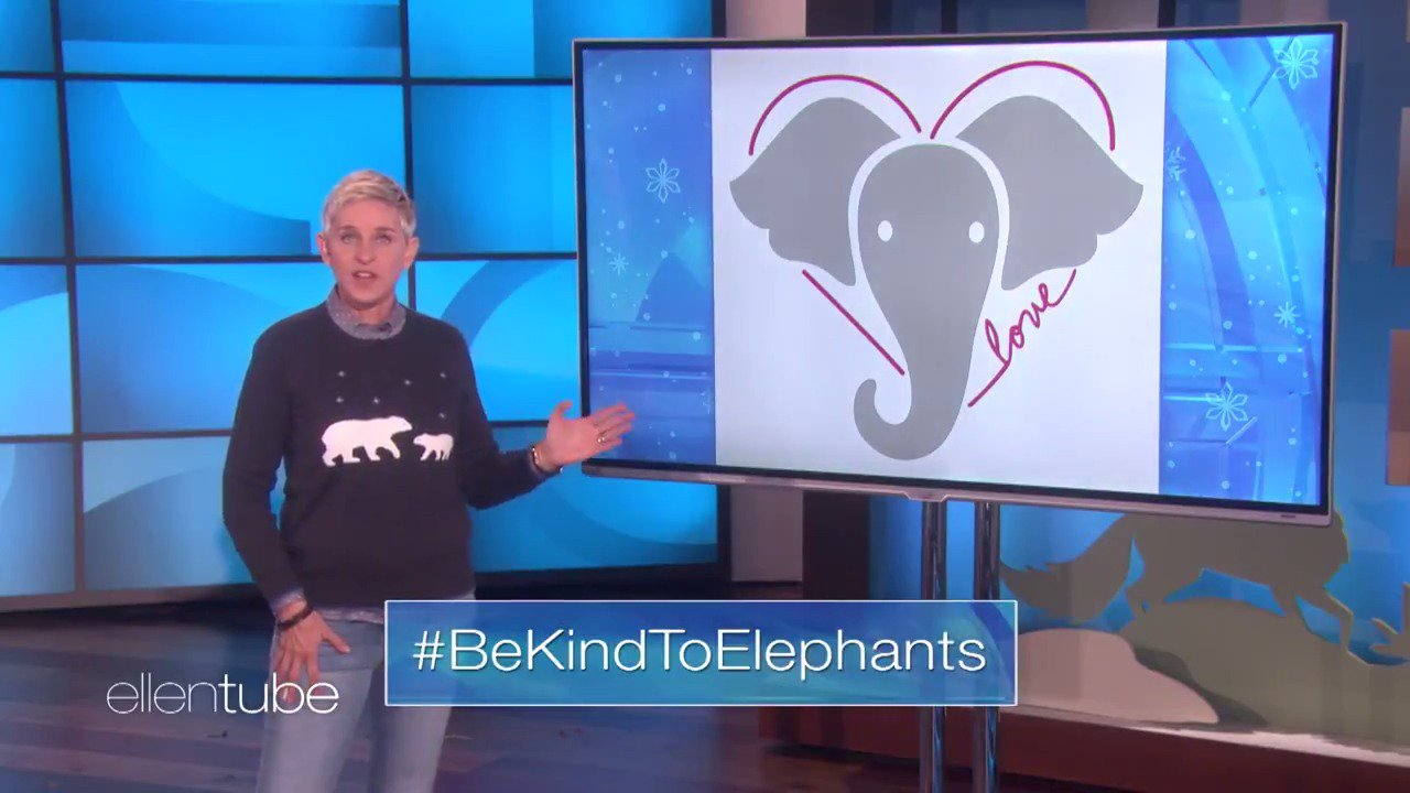I'm determined to do something about this. #BeKindToElephants https://t.co/0dGkx4vNzD