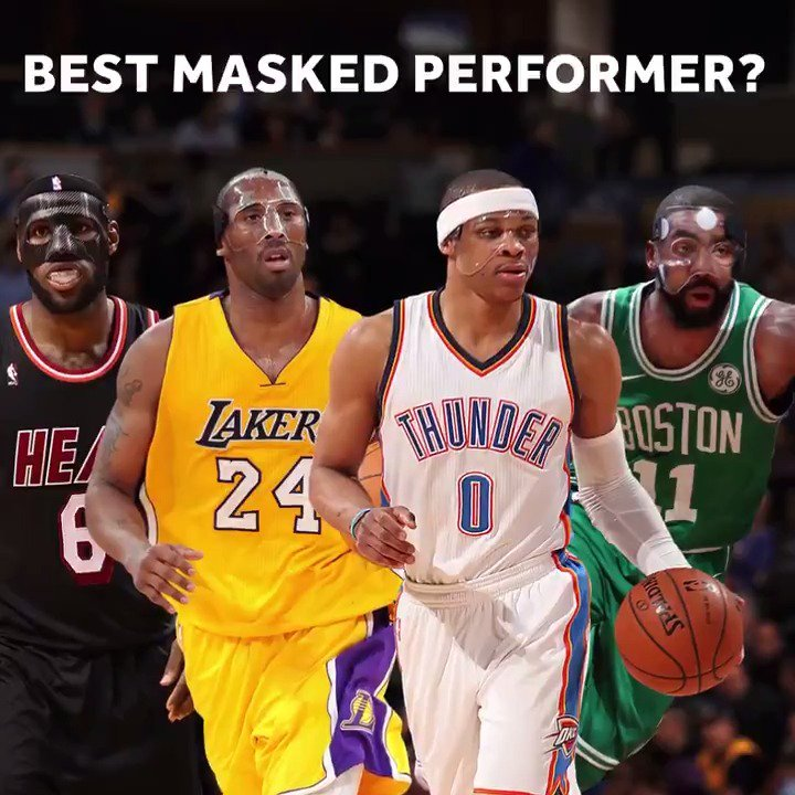 Can Masked Kyrie stack up with masked kyrie