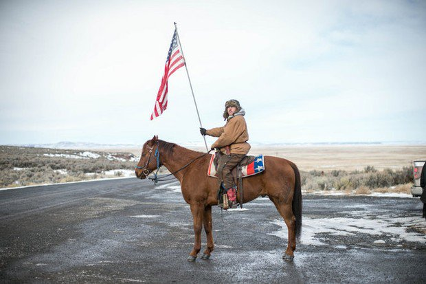 Refuge occupier Duane Ehmer sentenced to one year and a day in federal prison