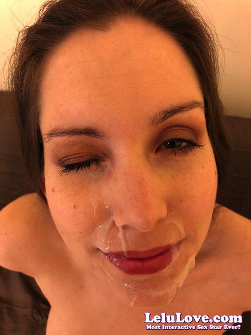 #Closeup #facial pic :) (my #cumshot pics/vids here: https://t.co/2QZ4cUb6T4 ) https://t.co/5sCRxWUc