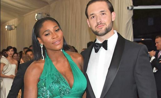 Ace! Serena Williams and Alexis Ohanian are officially husband and wife: