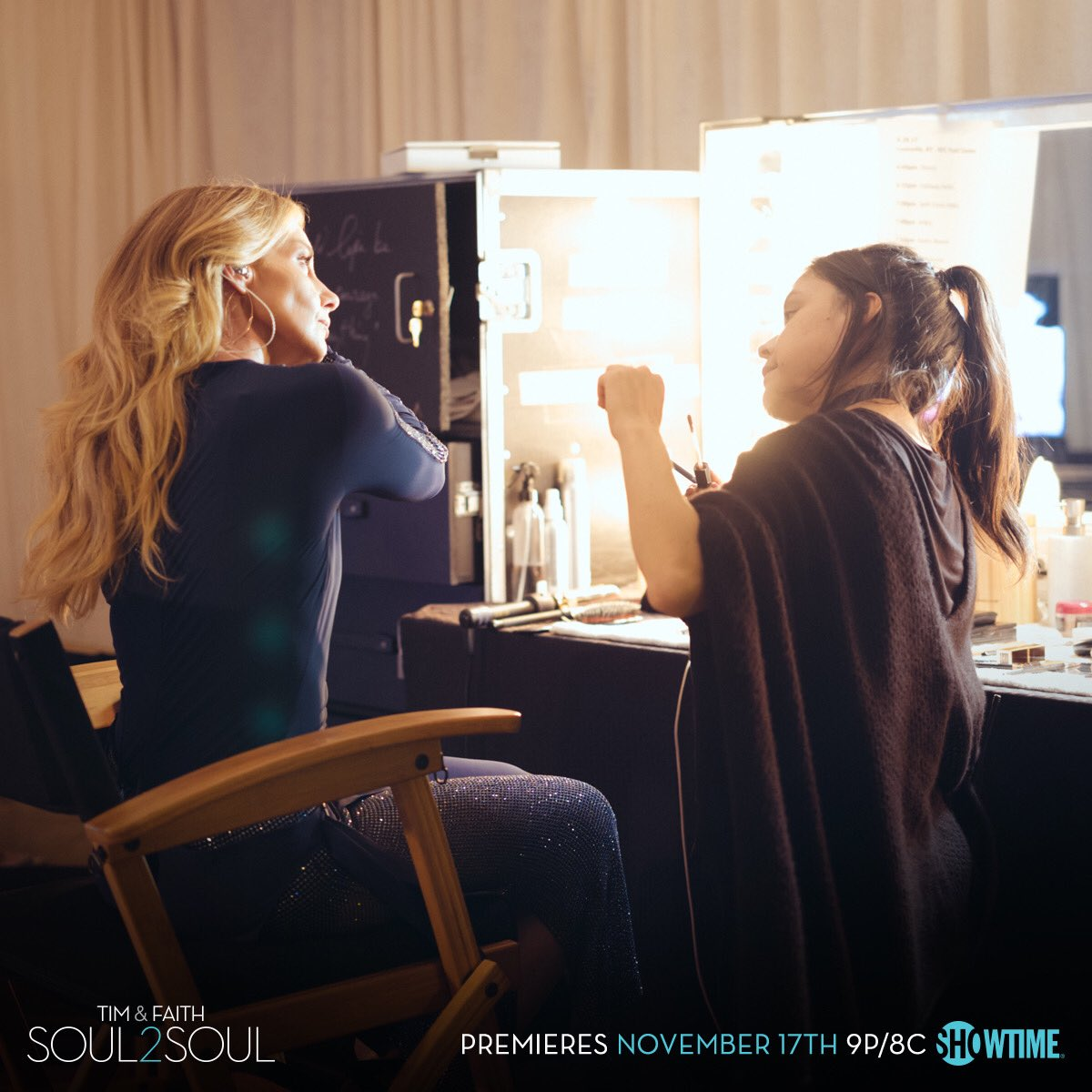 Tomorrow • @Showtime • #soul2soul https://t.co/uLCX5G3wqE