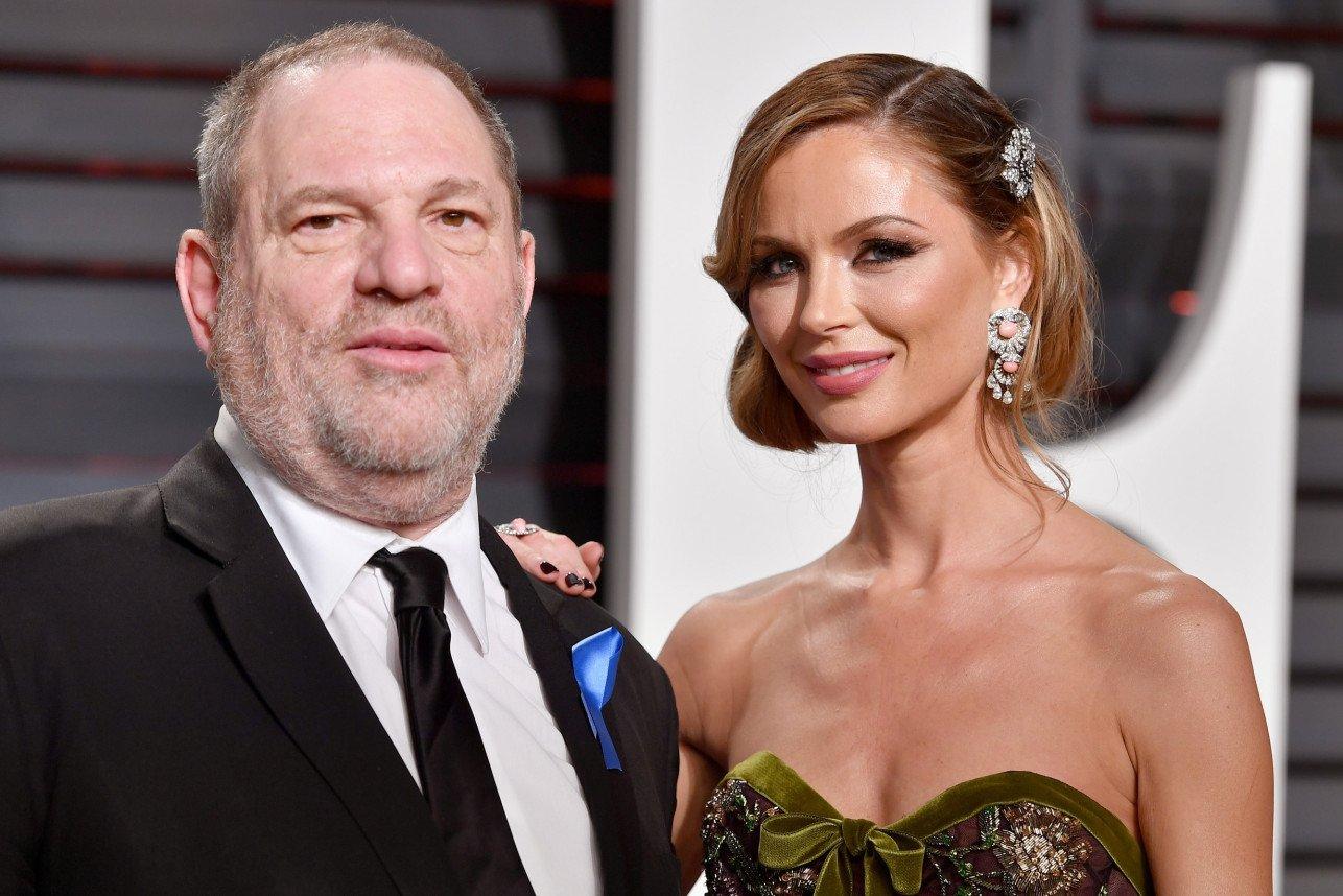 EXCLUSIVE: Harvey Weinstein and Georgina Chapman have both hired hotshot divorce lawyers https://t.co/VbYsCKIwK5 https://t.co/3JzkyGOcbm