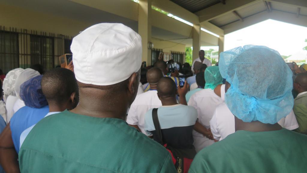 Bénin: fin de la grève dans le secteur de la santé