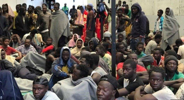 Europe-Africa summit aims for evacuation of 3,800 migrants risking abuse