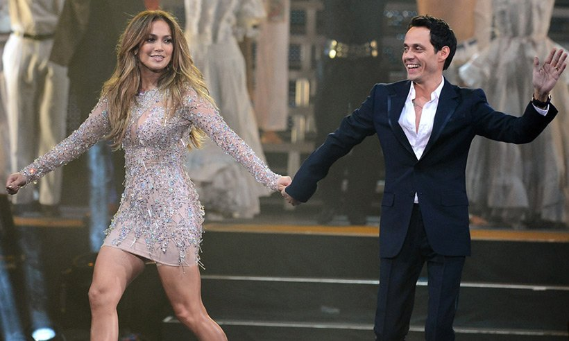 Jennifer Lopez says music helped repair her relationship with Marc Anthony - find out how: