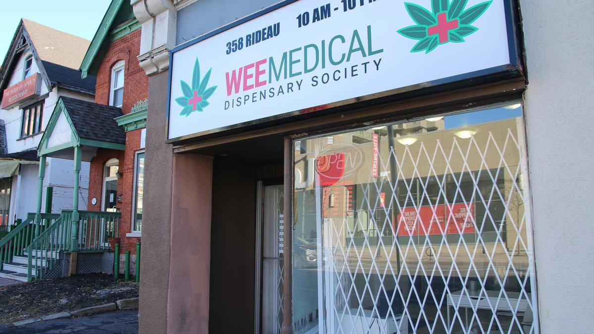Ottawa marijuana dispensaries close following VICE investigation