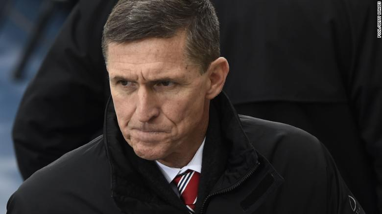 Former National Security Advisor Michael Flynn charged with making falsestatements