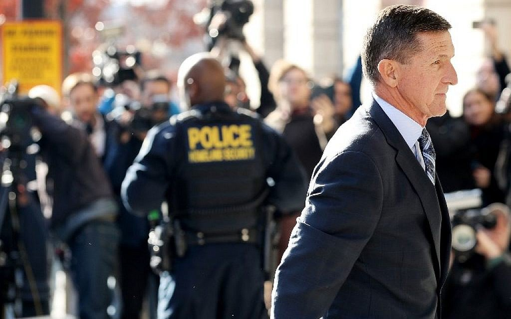 Flynn charged with lying about bid to stop anti-Israel UN resolution