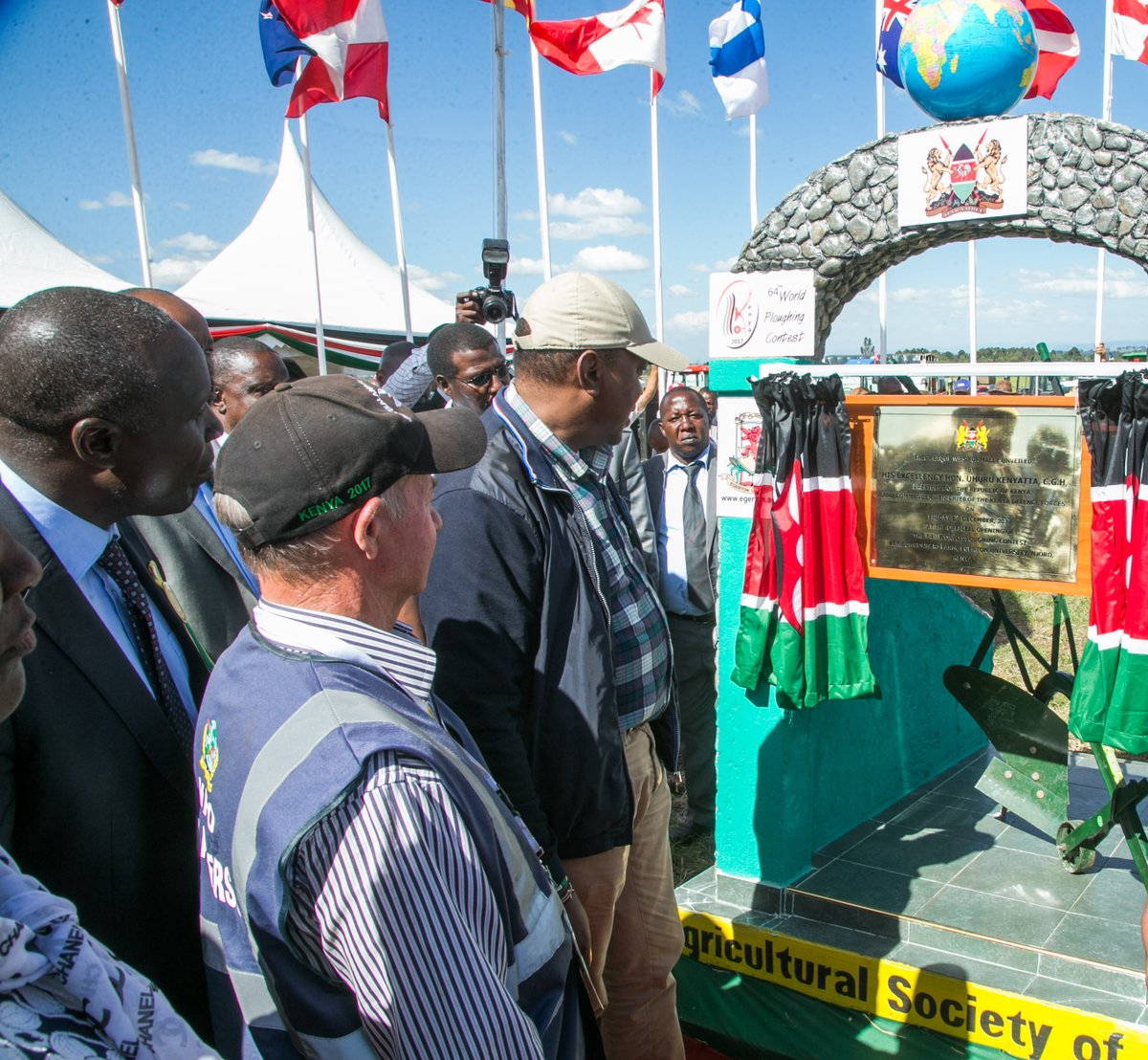 Farmers called to embrace agricultural mechanization to boost productivity