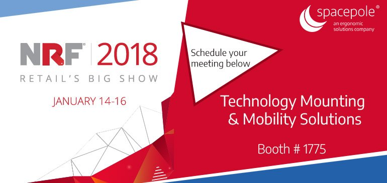 test Twitter Media - Attending #NRF2018 ? Schedule your meeting with the technology mounting experts! https://t.co/YajSfNkQNF #Retail #technology https://t.co/Q2N7ekB3xr