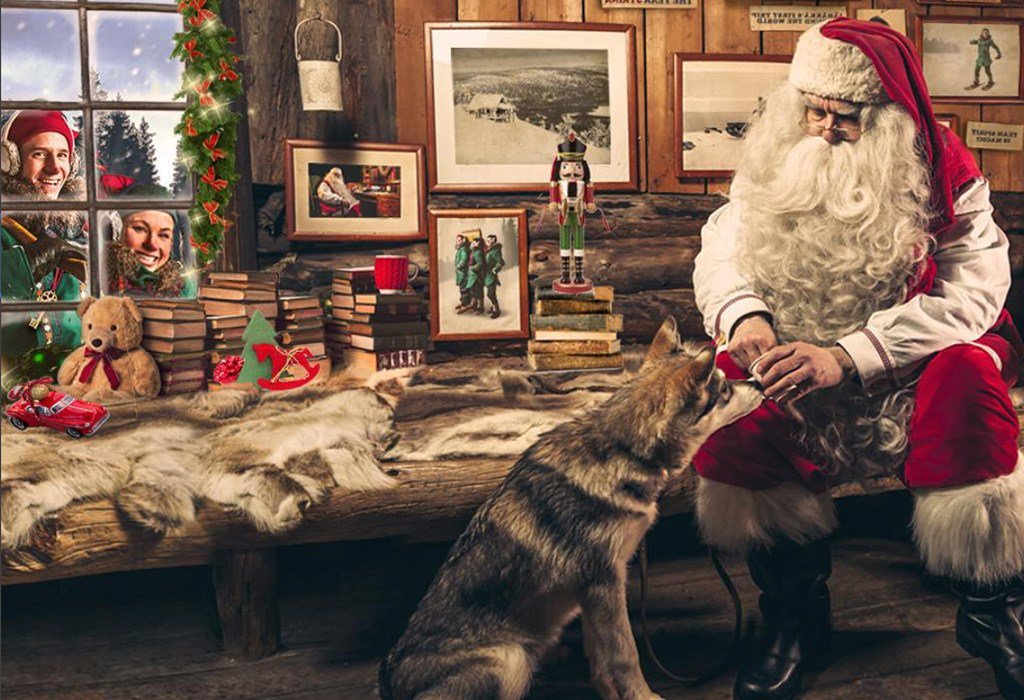 Portable North Pole la App que te permite hablar con Santa https://t.co/8yxNaqNHwr https://t.co/LRc4D5kMFO