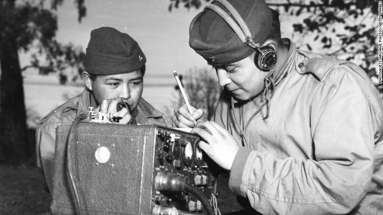 The incredible story of the Navajo Code Talkers that got lost in all the politics