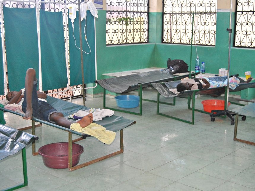 Two cholera cases reported in Mvita Constituency in Mombasa