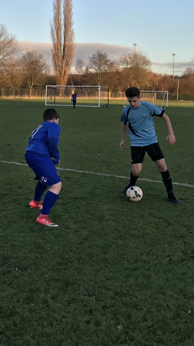 test Twitter Media - Year 11 football. A 4-0 win away at Bury Grammar school. Some fantastic skills on show with a hat-trick of goals from Josh Stansfield #teamwork #mrbrookesknowshistactics https://t.co/P3JYysS41O