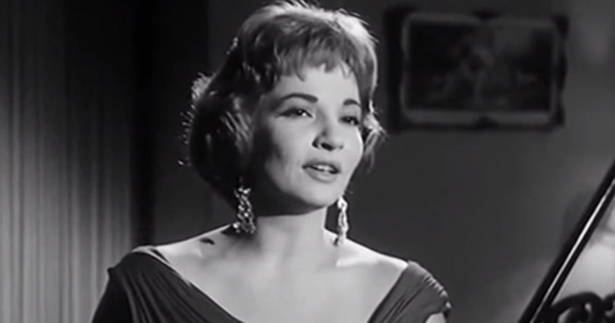 Egyptian diva, actress and singer Shadia has died at 86