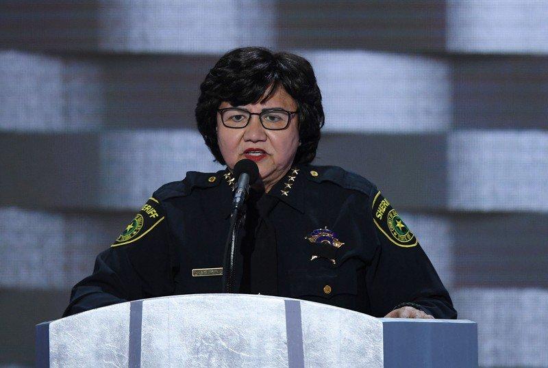 Democratic Dallas County sheriff to run for governor, reports say