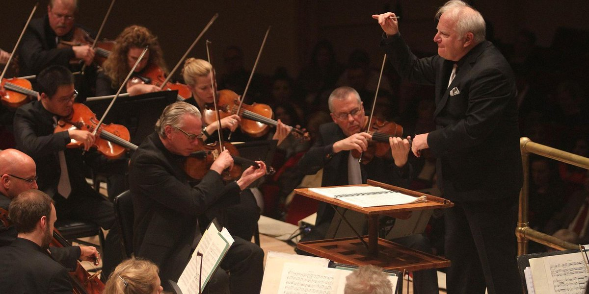 DSO's Copland album earns two Grammy nods