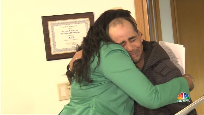 Homeless man who returned lost check receives housing, jobtraining