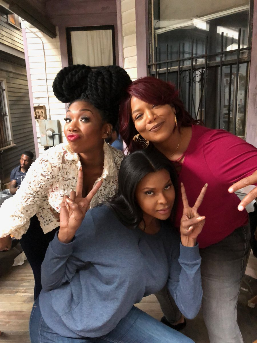 We're back TONIGHT with a hot new @STAR! 9/8c ???? @4everBrandy @KingAmiyahScott #BehindTheScenes #STAR https://t.co/MyoVVeo6aj
