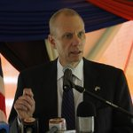 Godec not leaving Kenya anytime soon - US Embassy spokesperson