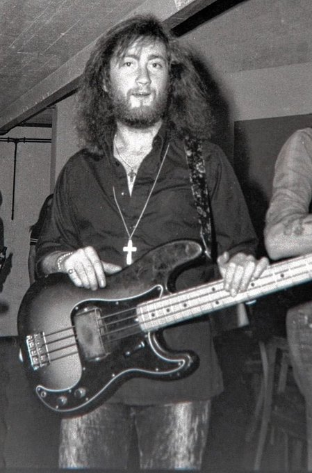 Happy Birthday Roger Glover 72 Today. Deep Purple, Rainbow, Gillan & Glover, David Coverdale.