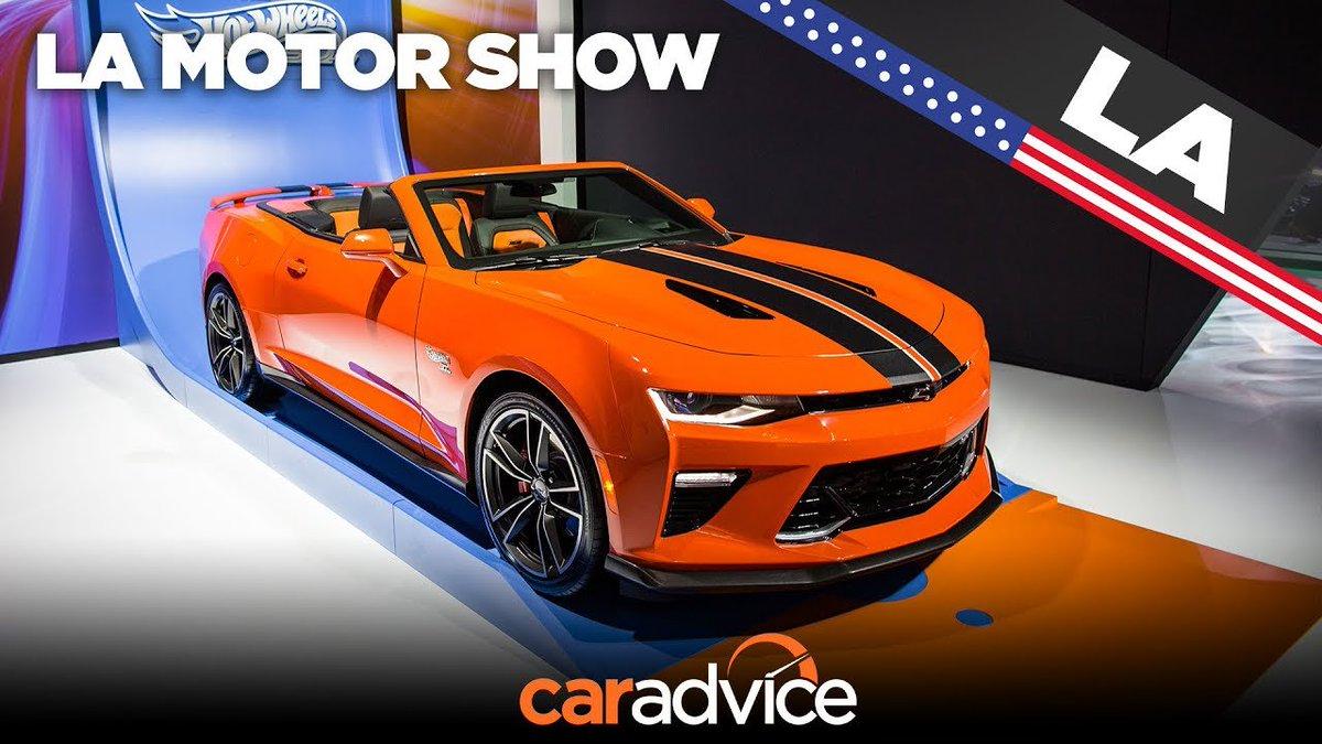 2018 Chevrolet Camaro: LA Auto Show - Dauer: 43 Sekunden