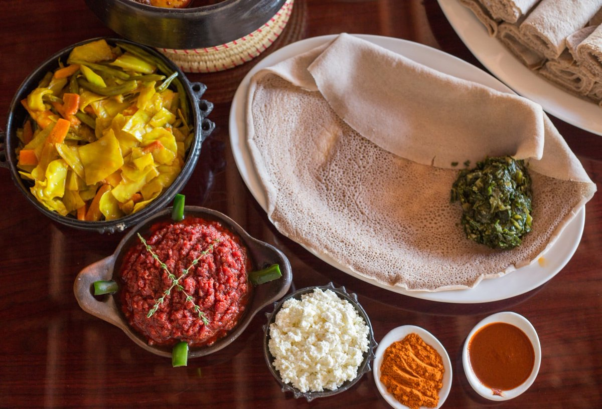 Meleket in Silver Spring is a sweet taste of Eritrean cooking