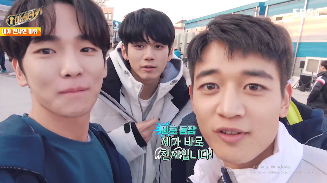 민호 천사 맞는데❤ #민호 #MINHO #ミンホ #Masterkey https://t.co/exbpNgdMn0