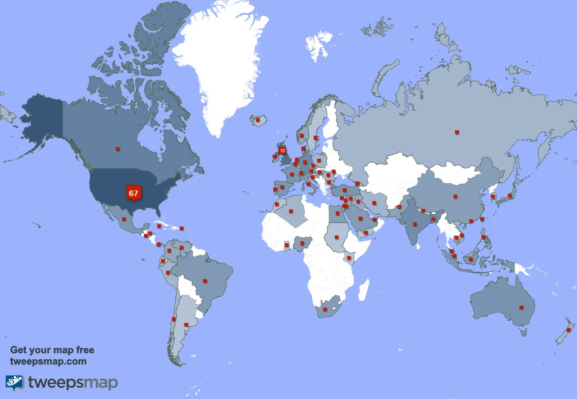 I have 34 new followers from USA, and more last week. See 0RFkYGW5nP 1uNnm