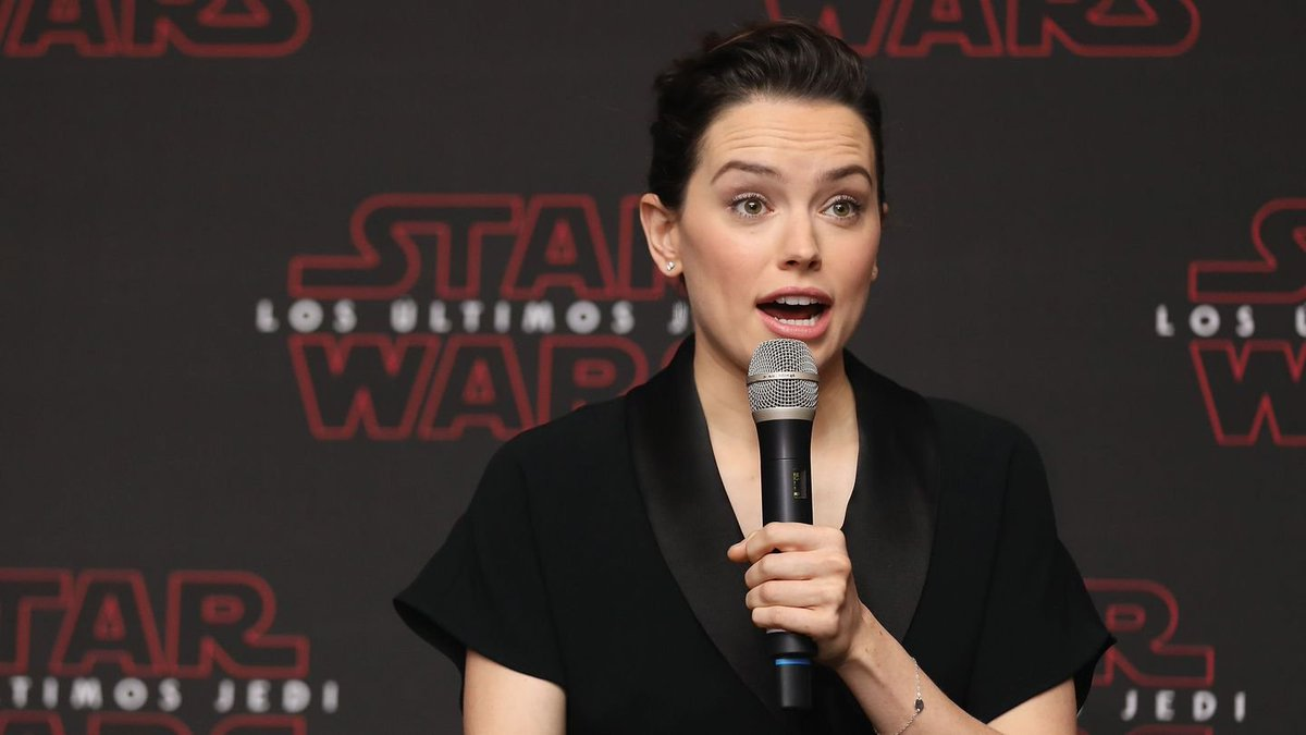Daisy Ridley Is Quite Content To Say Bye To Rey After One More Star Wars Movie