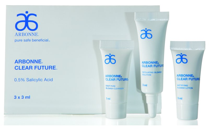 Arbonne CLEAR FUTURE Skincare for Face Set - Trial/Travel Size https://t.co/Pmbv2iSpgJ https://t.co/wdAgLIXdfR