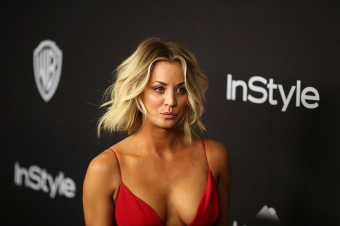 Happy Birthday to Kaley Cuoco, who turns 32 today!