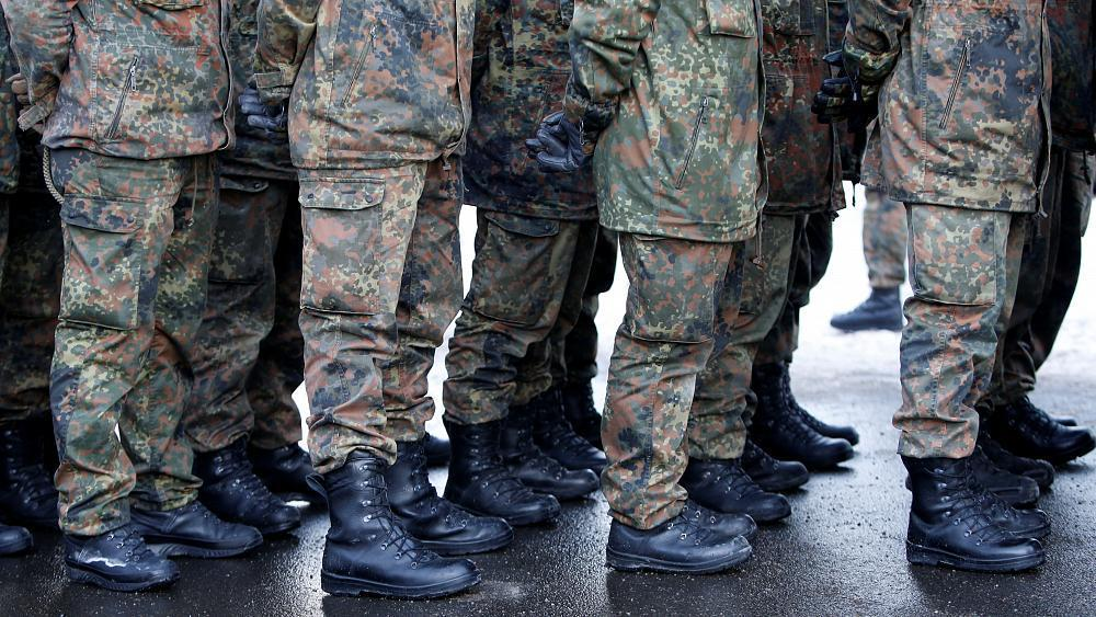 Terror charges dismissed against German soldier who posed as refugee