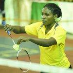 Nakiyemba wins silver in Botswana Badminton championships