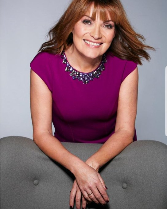 Happy Birthday Lorraine Kelly! Stylish still at 58 years young!