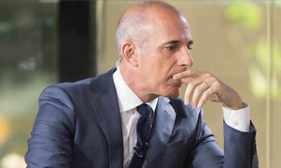 Matt Lauer has been fired from NBC News over inappropriate sexual behavior: