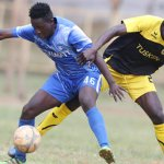 Tusker part ways with speedy winger Noah Wafula