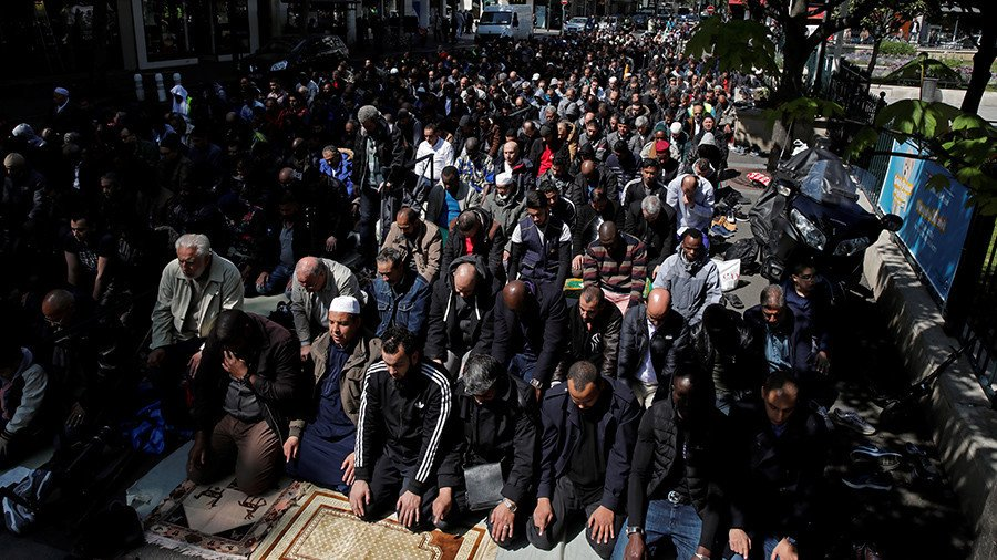 Muslim population in Europe to triple by 2050, even with 'zero migration' – study