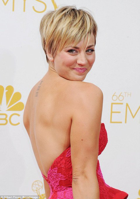 Happy  Birthday  1985 Kaley Cuoco, American actress (The Big Bang Theory), born in Camarillo, California